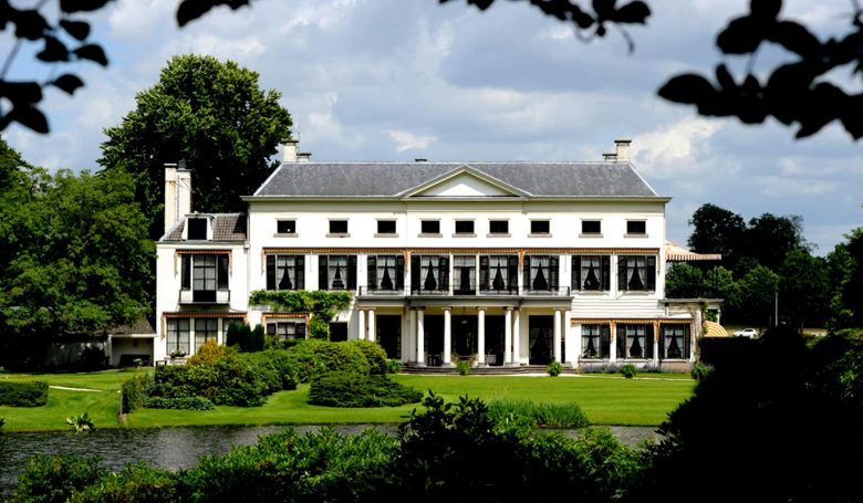 Gevelcoating - Landgoed Vollenhoven in de Bilt